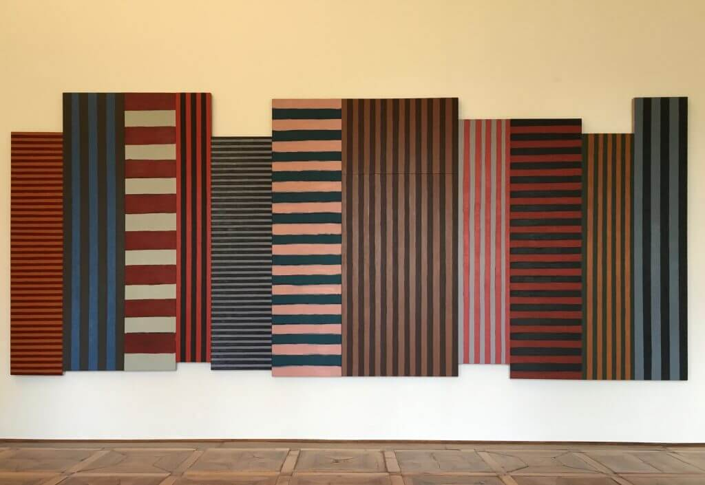 Sean Scully Long Light