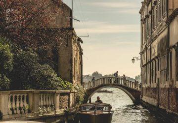 angolo di Venezia foto copertina