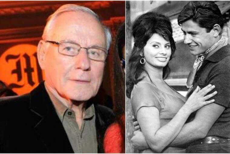 Gigi Giuliani e Gigi Giuliani com Sophia Loren