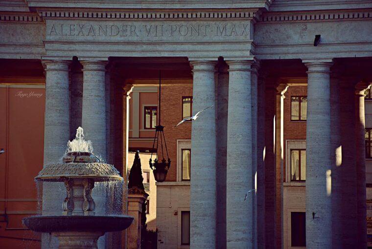 Foto do Tiago Vaticano