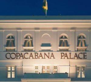 Facciata Copacabana Palace