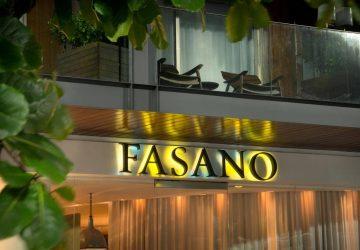 Entrada Fasano Hotel