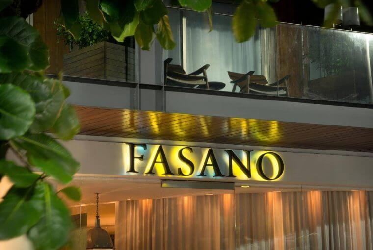 Facciata Fasano Hotel
