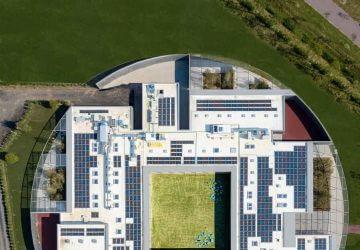 H-Farm vista dall'alto