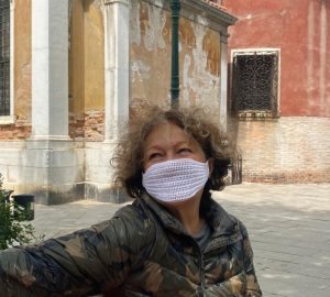 Anita Sieff foto copertina